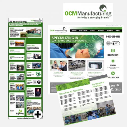 OCM Manufacturing