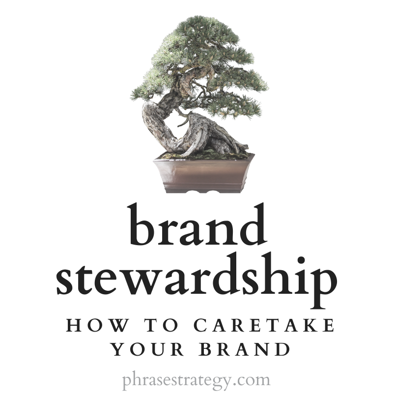 Brand stewardship: how to caretake your brand