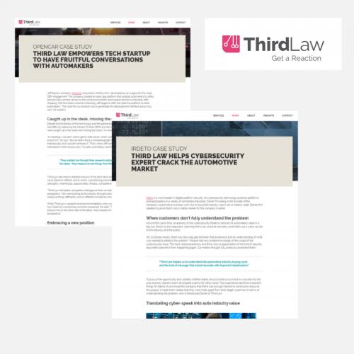 Third Law